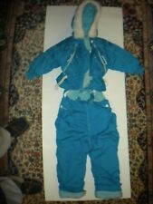 Snow Suit two piece 3t Girls Vintage Andy Johns Used