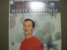 PAT BOONE WHITE CHRISTMAS DOT RECORDS DLP 3222