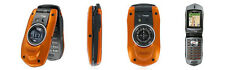 Casio G'zOne Boulder C711 - Orange(Verizon) Cellular Phone (with front speaker)