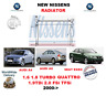 FOR AUDI A4 A6 SEAT EXEO 1.6 1.8 2.0 TURBO TDi FSi TFSi 16V 2000-> NEW RADIATOR