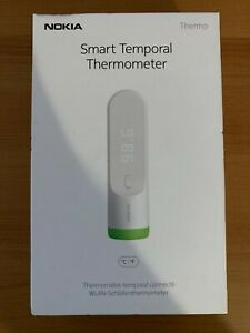 Nokia Smart Temporal Forehead Thermometer Bluetooth