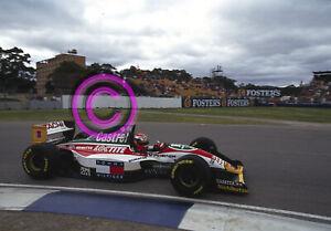 Racing Original 35mm Slide F1 Johnny Herbert - Lotus 1993 Australia Formula 1