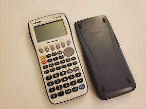 Casio USB Power Graphic Calculator fx-9750GII