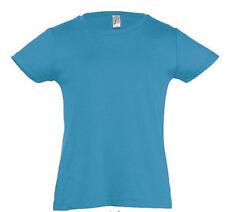 T-shirts et débardeurs bleu pour fille de 11 à 12 ans