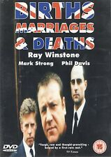 Births, Marriages & Deaths - DVD - Ray Winstone, Mark Strong, Phil Davis