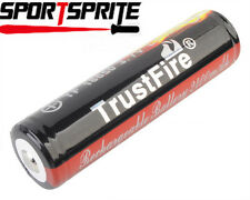 1pc TrustFire 18650 3.7V 2400mAh Li-ion Protected Rechargeable Batteries Cell