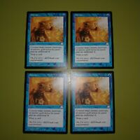 Disrupt x4 Weatherlight 4x Playset Magic the Gathering MTG