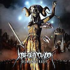 Job For A Cowboy  demonocracy     CD  NEU /  VERSIEGELT  / SEALED