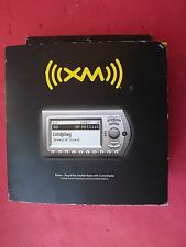 New Sealed Audiovox XMCK-10AB  XM Xpress Satellite Radio & Car Kit