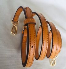 Luxury crossbody straps replacement genuine leather 1.2*130cm brand bag strap A+
