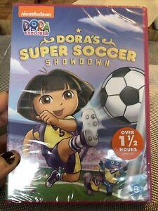 Dora The Explorer - Doras Super Soccer Showdown DVD NEW & Sealed - Retro Room