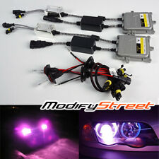 5202/9009 12000K PURPLE 55W CANBUS BALLAST XENON HID CONVERSION KIT FOG LIGHTS