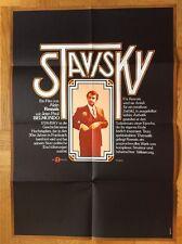 Stavisky (Kinoplakat '74) - Jean-Paul Belmondo / Charles Boyer / Alain Resnais