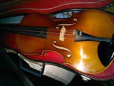 Kiso Suzuki Violin CO. Kopie Stradivarus 1720 sechziger in Hartschale