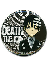 *NEW* Soul Eater Death the Kid Button