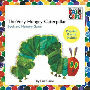 The Very Hungry Caterpillar: Book and Memory Game (World of Eric Carle)