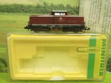 Minitrix 2048 n diesellok DB br 212 216-6 analógico con embalaje original (Ki) r0314