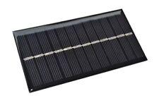 1W Solar Panel Cell Epoxy 6V for DIY Solar