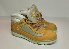 Women's Timberland Classic Field Hiking Work Boots Tan/Wheat Youth 4M 6 Womens