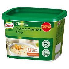 Knorr Klassisch Creme Gemüse Suppe 25 Portionen