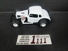 #1 Ivan Tokle Modified 1/25th scale Die-Cast donor kit