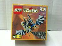 Lego Ninja 1187 GRAY NINJA MIB, 1999