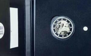 Piece 2 Euros BE Commémorative France 2021 JO Paris 2024
