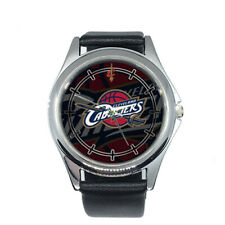 Cleveland Cavaliers NBA Round Metal Watch Gift