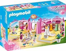 PLAYMOBIL Stadtleben Brautmodengeschäft mit Salon Kinder Spielzeugfiguren NEU