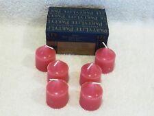 Partylite Sweet Strawberry Votives - Retired
