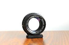 PENTAX Asahi SMC PENTAX-M    50mm  f/1.4   Lens ,    De-Clicked Smooth Aperture!