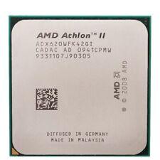 AMD Athlon II X4 620 Quad Core 2.6GHz 2000MHz AM2+ AM3 95W CPU ADX620WFK42GI