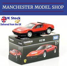 IN STOCK NOW - Tomica Premium 17 Ferrari 512BB red SCARCE UK STOCK
