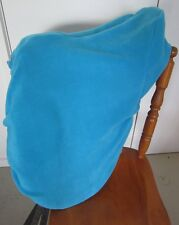 Horse Saddle cover SKY BLUE with FREE EMBROIDERY Australian Made Protection