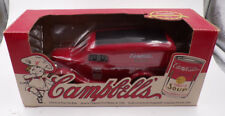 CAMPBELL'S SOUP ~ 1936 FORD PANEL VAN BANK ~ DIE-CAST ~ ERTL COLLECTIBLES ~ 1999
