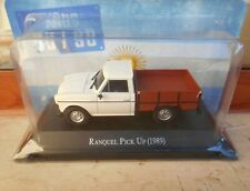 DIE CAST RANQUEL PICK UP (1989) - INDIMENTICABILI 80/90 SCALA 1/43