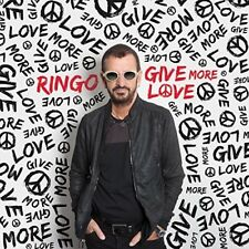 Give More Love - Ringo Starr (2017, CD NEUF)