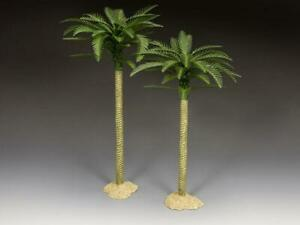 """King and Country SP111 """"K&C's Palm Trees"""" 1/30 Toy Soldier Scenery"""