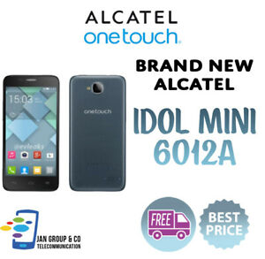 Alcatel One Touch Idol Mini 6012A Brand New