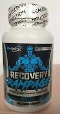 MenGenix's Recovery Rampage 30 caps. Sealed New.Focus, Endurance, Energy.FreeS/H
