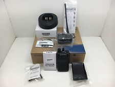 Globe Roamer Motorola AZH38SDC9AA3 GP328+ 16 Channel UHF Range 2 Portable Radio