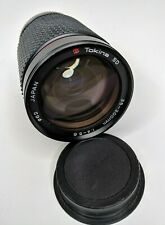 Vintage TOKINA SD 35-200MM 1:4-5.6 MACRO ZOOM Lens - PENTAX K mount Cameras