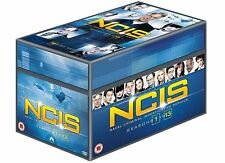 NCIS  1-13 (2004-2016): Naval Criminal Investigative Service  NEW Rg2 DVD not US