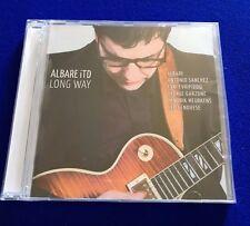 NEUF Albare iTD Long Way Enja Jazz CD 2012