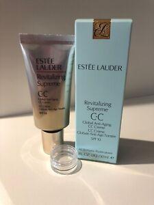 Estee Lauder Revitalizing Supreme Global Anti Aging CC Cream Sample Pot 2ml Only