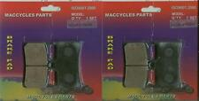 Yamaha Disc Brake Pads  YZF-R6/R6S 1999-2014 Front (2 sets)
