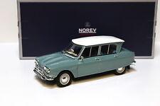 1:18 Norev Citroen Ami 6 Jade green 1964 NEW bei PREMIUM-MODELCARS