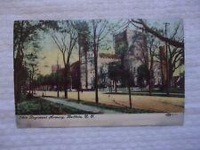 Buffalo New York 74th Regiment Armory from Across Street Postcard Unused 1910's