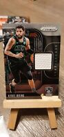 Kyrie Irving 2019-20 Panini Prizm Sensational Swatches Relic Jersey Card GW!!