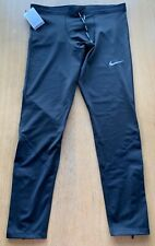 Nike Tech Power Running Tights, large, XXL, Black, BNWT RRP £49.99